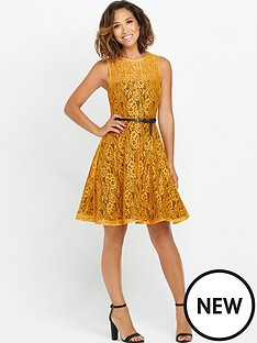 myleene-klass-myleene-lace-dress-with-full-skirt