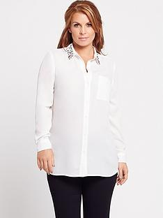coleen-embellished-collar-blouse