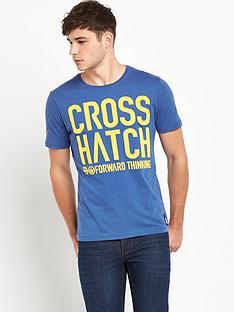 crosshatch-huddlenbsptee