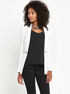 definitions-definitions-longline-zip-detail-blazer
