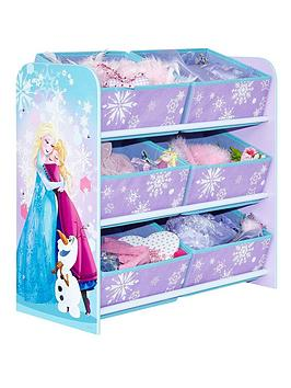 Disney Frozen Storage 6 Bin Storage Unit