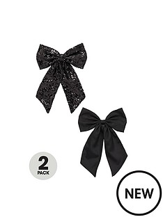 2-pk-oversized-bow-collar