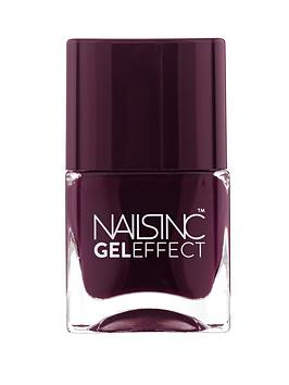 Nails Inc Nails Inc Grosvenor Crescent Gel Effect Nail Polish Picture