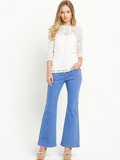 lipsy-lipsy-michelle-keegan-white-lace-three-quarter-sleeve-top