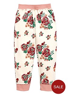 ladybird-girls-vintage-floral-joggers-12-months-7-years