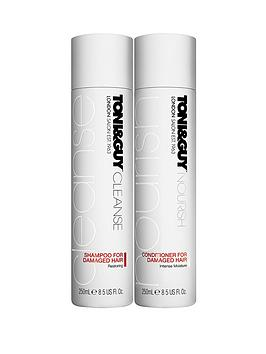 toniguy-cleanse-and-nourish-damaged-duo