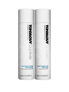 Toni&Guy Cleanse and Nourish Dry Duo