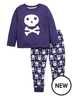 ladybird-toddler-boys-single-glow-in-the-dark-pyjamas-1-7-years