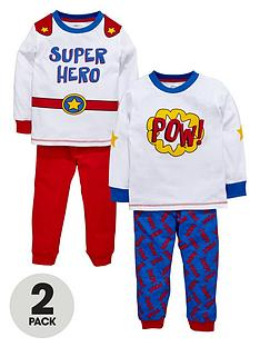 ladybird-boys-super-hero-pyjamas-2-pack-12-months-7-years