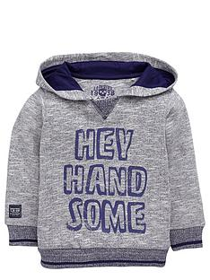 ladybird-boys-hey-handsome-slogan-hoodie-12-months-7-years