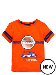 ladybird-toddler-boys-single-039speed-king039-tshirt-1-7-years