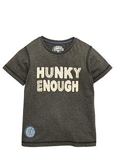 ladybird-toddler-boys-039hunky-enough039-single-tshirt-1-7-years