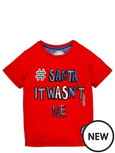 ladybird-toddler-boys-single-santa-tshirt-1-7-years