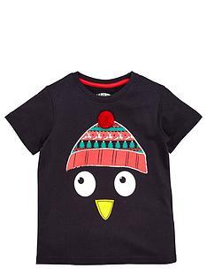 ladybird-boys-pomnbsppomnbsppenguin-t-shirt-12-months-7-years