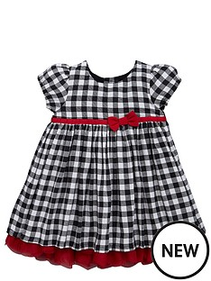 ladybird-baby-girls-gingham-check-dress