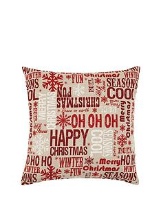 christmas-script-cushion