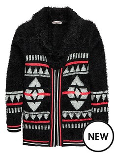 freespirit-longline-tribal-jaquard-cardigan-with-collar-detail