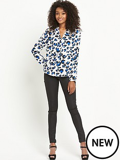 definitions-definitions-long-sleeve-animal-wrap-front-blouse