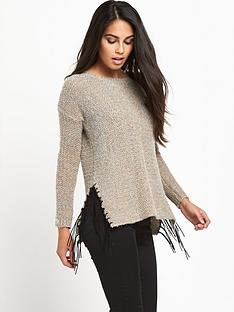 south-fringe-detail-twist-yarn-jumpernbsp