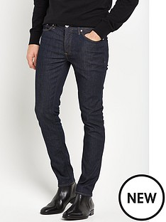 river-island-river-island-slim-seth-dark-coated-jeans