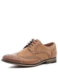 river-island-brogues