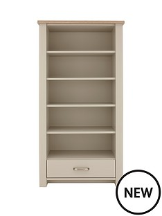 consort-new-haven-grey-bookcase