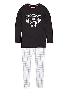 freespirit-girls-side-split-t-shirt-amp-check-leggings-set