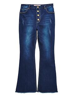 freespirit-girls-flared-jeans