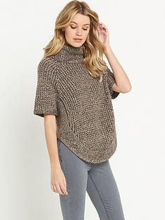 south-curve-hem-cowl-neck-tunicnbsp