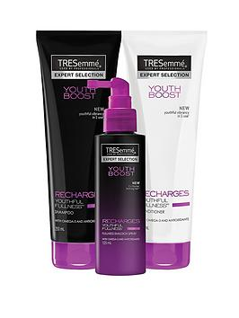 Tresemme Youth Boost Set