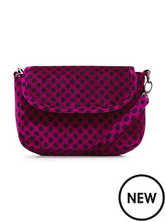 joe-browns-spotty-velvet-handbag