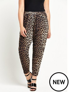 so-fabulous-so-fabulous-animal-print-jersey-peg-trousers