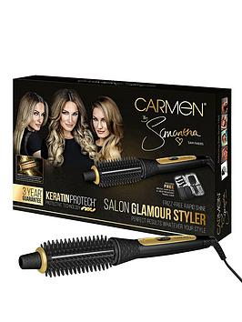Carmen By Samantha C81027 Salon Glamour Hot Air Styler