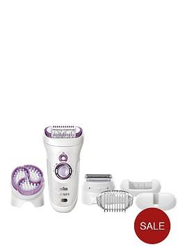 braun-silk-epil-9961-wet-dry-epilator-with-skin-spa-and-sonic-exfoliation-system