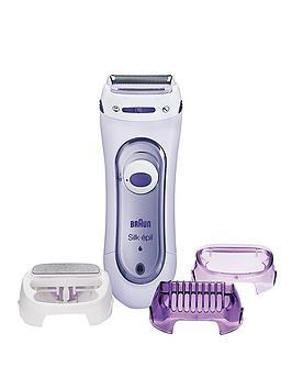 Braun SilkEpil 5560 Silk &Amp Soft Body Shaver