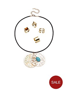 2pk--native-necklace-and-ring-set