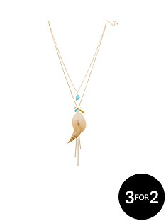 feather-layer-necklace