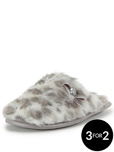 sorbet-petunia-grey-leopard-luxury-faux-fur-mule-with-jewel-trim