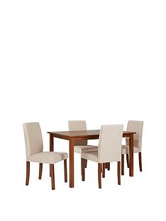 primonbsp120-cm-dining-table-4-fabric-chairs-arrives-in-one-delivery