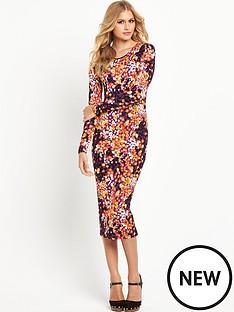 south-printed-ls-midi-dress