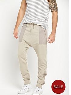 river-island-river-island-mesh-pocket-sweatpants