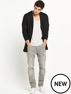 river-island-hooded-ll-lightweight-cardigan