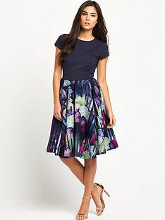 ted-baker-ted-baker-hydrangea-haze-full-skirt-dress