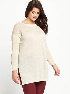 so-fabulous-plus-size-metallic-chain-mail-trim-jumper-14-32