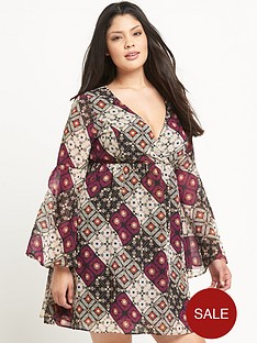 so-fabulous-bell-sleeve-print-wrap-top-dress-14-28