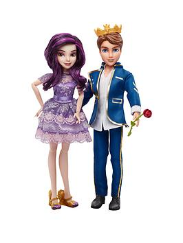 disney-descendants-mal-and-ben