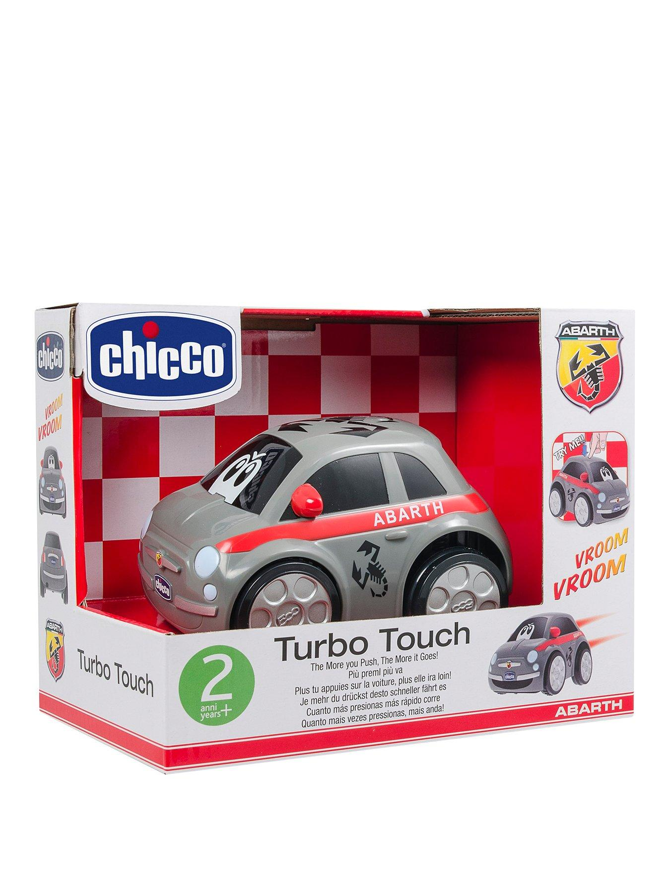 Compare prices for Chicco Turbo Touch Fiat 500 - Sport