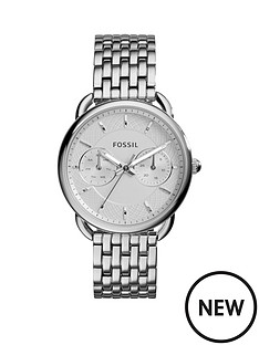 fossil-fossil-tailor-multifunction-stainless-steel-ladies-watchnbsp