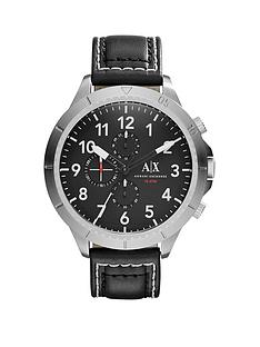 armani-exchange-black-multi-dial-black-leather-strap-mens-watch