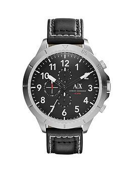 armani-exchange-black-multi-dial-black-leather-strap-mens-watch